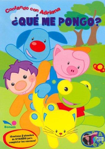 9789505079186: Que Me Pongo? (Spanish Edition)