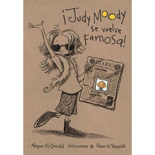 9789505110452: Judy Moody Se Vuelve Famosa! (Spanish Edition)