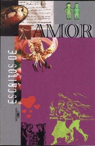 9789505114849: Escritos de Amor: Antologca (Spanish Edition)