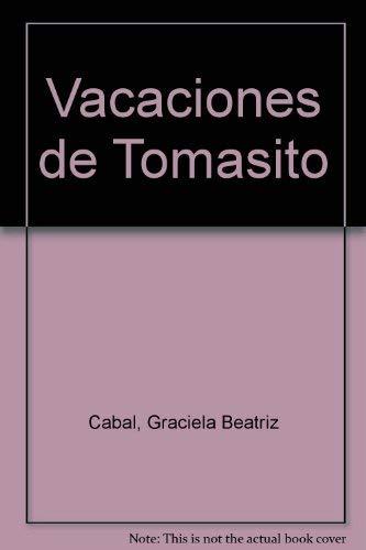 9789505119271: Vacaciones de Tomasito (Spanish Edition)
