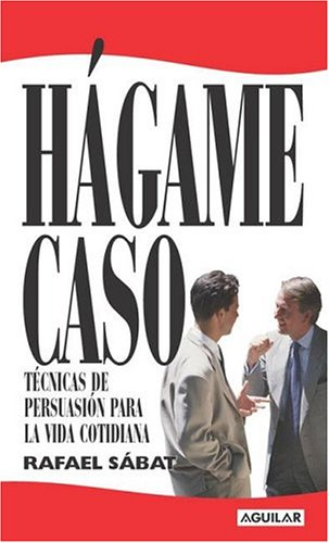 9789505119684: Hagame Caso (Spanish Edition)