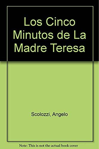 9789505123803: Cinco minutos de la madre Teresa
