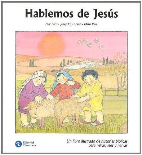9789505125043: Hablemos de Jesus