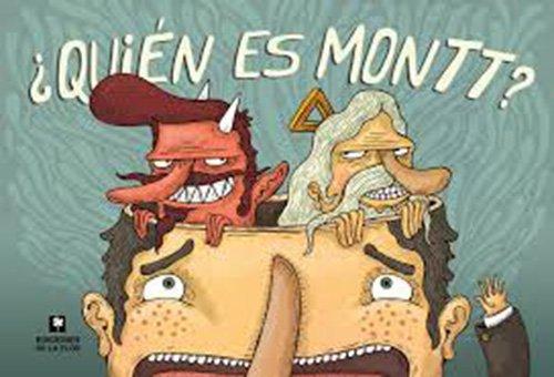 9789505150465: Quien es Montt? (Spanish Edition)