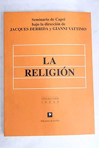 9789505152254: La religion