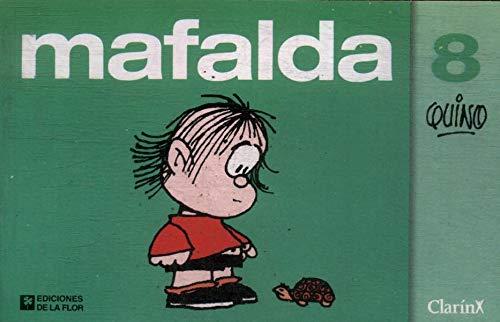 9789505155095: Mafalda 8