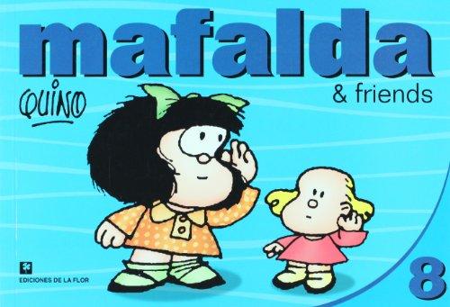 9789505155163: Mafalda & Friends 8