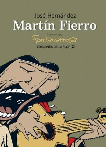 9789505155729: Martin Fierro (Spanish Edition)
