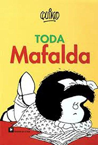 9789505156948: Toda Mafalda (Spanish Edition)