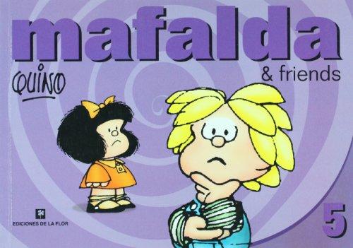 9789505157808: Mafalda & friends, 5
