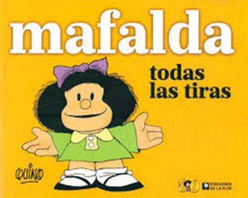 9789505159178: Mafalda: todas las tiras (Spanish Edition)