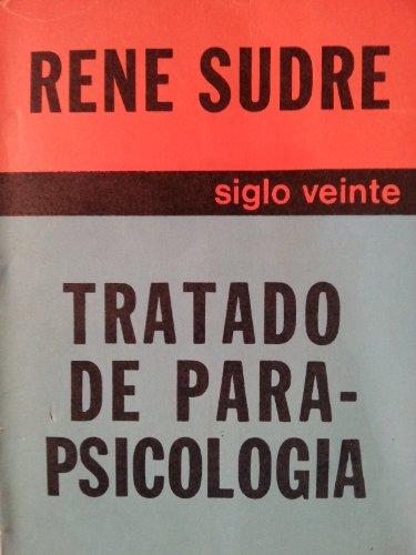 9789505166381: Tratado de Parapsicologia