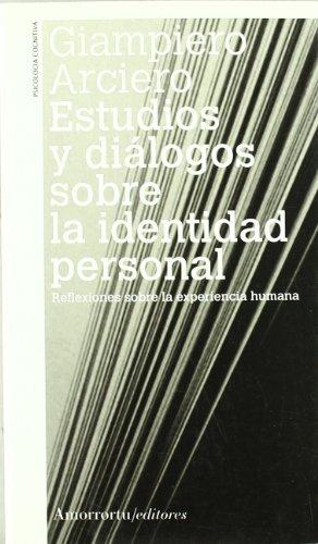 selfhood identity and personality styles arciero giampiero bondolfi guido