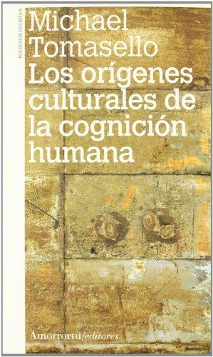 9789505181162: Los orígenes culturales de la cognición humana (Psicología y psicoanálisis)