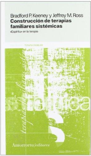 9789505181209: CONSTRUCCION DE TERAPIAS FAMILIARES SISTEMICAS