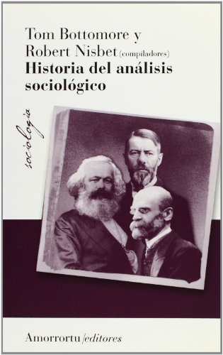 9789505181698: Historia del Analisis Sociologico (Spanish Edition)