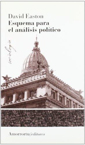 9789505181896: Esquema para el análisis político (Sociología)