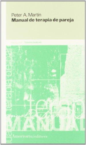 9789505184644: Manual de terapia de pareja (Psicología y psicoanálisis)