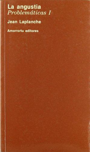 9789505184828: La Angustia (Problemáticas I) (Psicología y psicoanálisis)