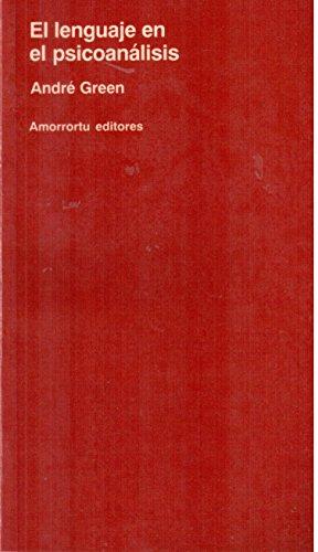 9789505185467: El Lenguaje en el Psicoanalisis (Spanish Edition)
