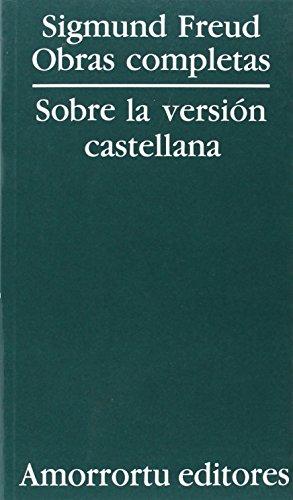 9789505185764: Obras Completas - Volumen Presentacion (Spanish Edition)
