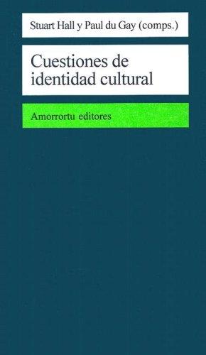 9789505186549: Cuestiones de Identidad Cultural (Spanish Edition)