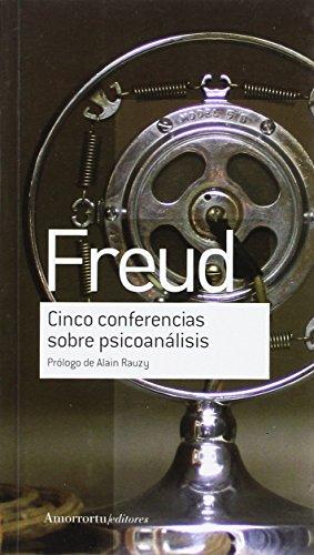 CINCO CONFERENCIAS SOBRE PSICOANÁLISIS (Paperback): Sigmund Freud