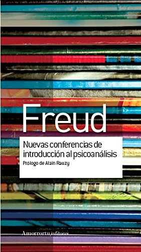 NUEVAS CONFERENCIAS DE INTRODUCCIÃN AL PSICOANÃLISIS (Paperback): Sigmund Freud