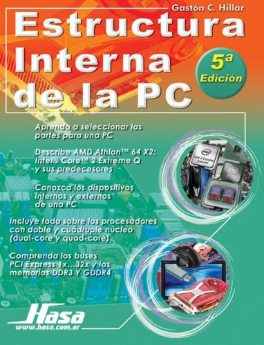 9789505282739: Estructura Interna de La PC - 5 Edicion (Spanish Edition)