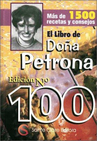 9789505290116: El The Libro de Dona Petrona (Spanish Edition)