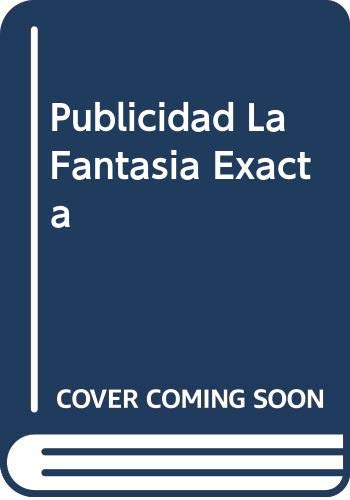 9789505373093: Publicidad La Fantasia Exacta