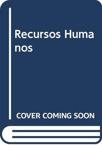 9789505373758: Recursos Humanos (Spanish Edition)