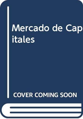 9789505374199: Mercado de Capitales