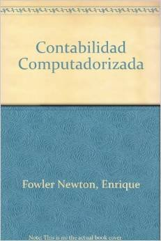 CONTABILIDAD COMPUTADORIZADA (INCLUYE CD-ROM EN VERSION EDUCATIVA)