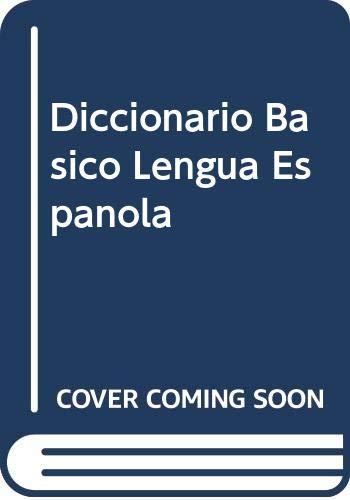 9789505380039: Diccionario Basico Lengua Espanola