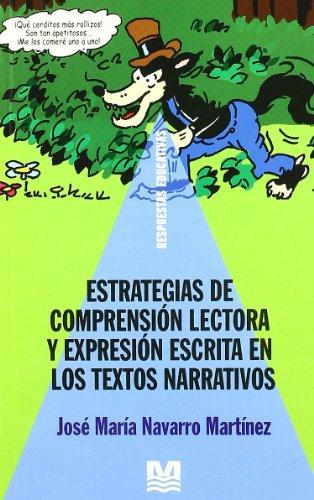 9789505503292: ESTRATEGIAS DE COMPRENSION LECTORA Y EXPRESION ESCRITA EN LOS TEXTOS NARRATIVOS (Spanish Edition)