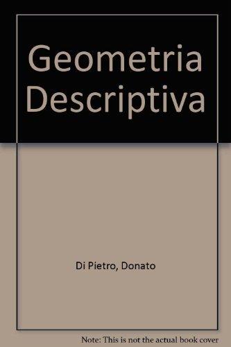 9789505530229: Geometria Descriptiva (Spanish Edition)