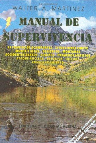 9789505530519: Manual de supervivencia (Spanish Edition)