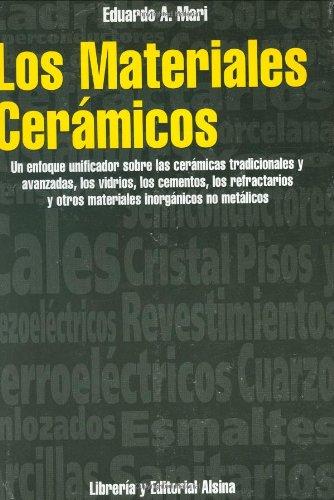 Los Materiales Ceramicos (Spanish Edition): Eduardo Mari