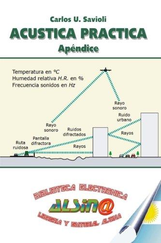 9789505531202: Acustica Practica apendice