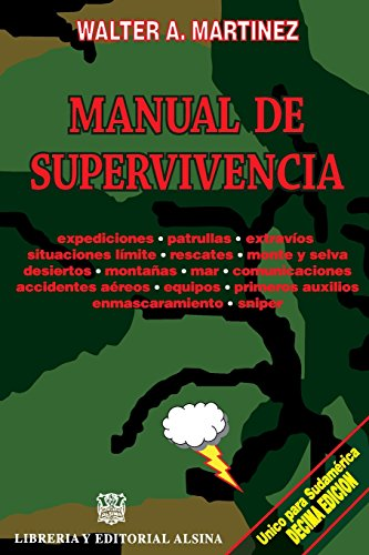 9789505532056: Manual de Supervivencia