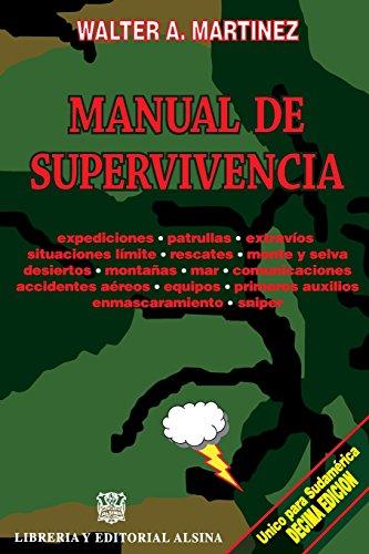 9789505532056: Manual de Supervivencia (Spanish Edition)
