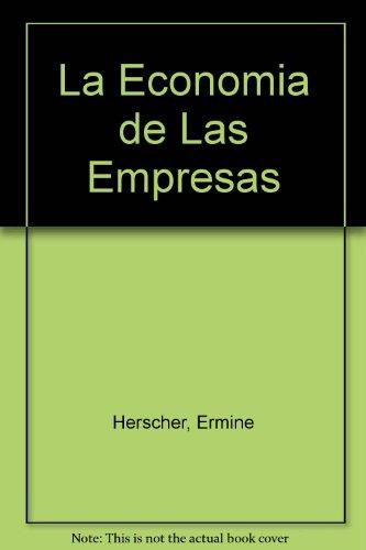 9789505562855: La Economia de Las Empresas