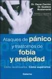 9789505565313: ATAQUES DE PANICO Y TRASTORNOS DE FOBIA Y ANSIEDAD