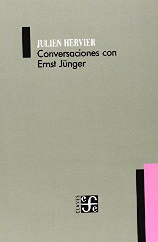 9789505571451: Conversaciones Con Ernst Junger (Spanish Edition)