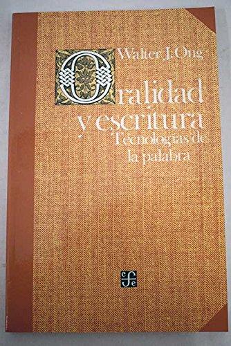 9789505571703: Oralidad y Escritura (Spanish Edition)