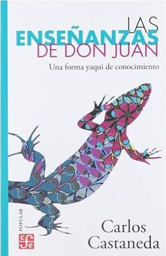 9789505573714: Las enseñanzas de don Juan: una forma yaqui de conocimiento (Spanish Edition)