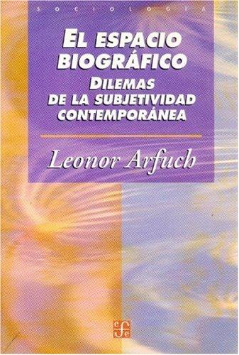9789505575046: El Espacio Biografico
