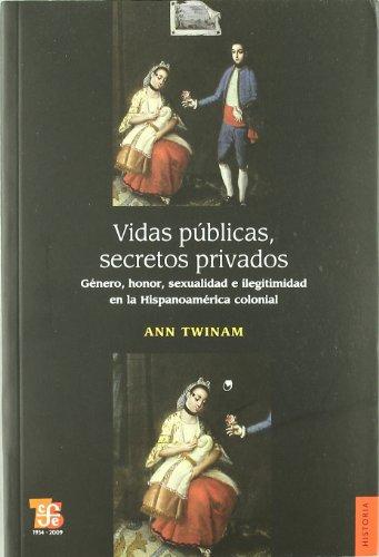Vidas Publicas Secretos Privados: TWINAM ANN