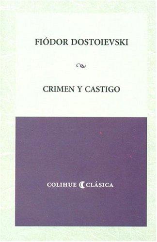 9789505630066: Crimen y Castigo (Spanish Edition)